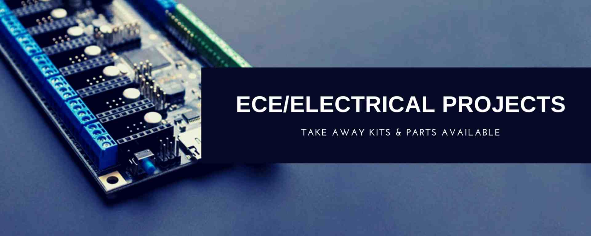ELECTRONICS-ELECTRICAL PROJECTS