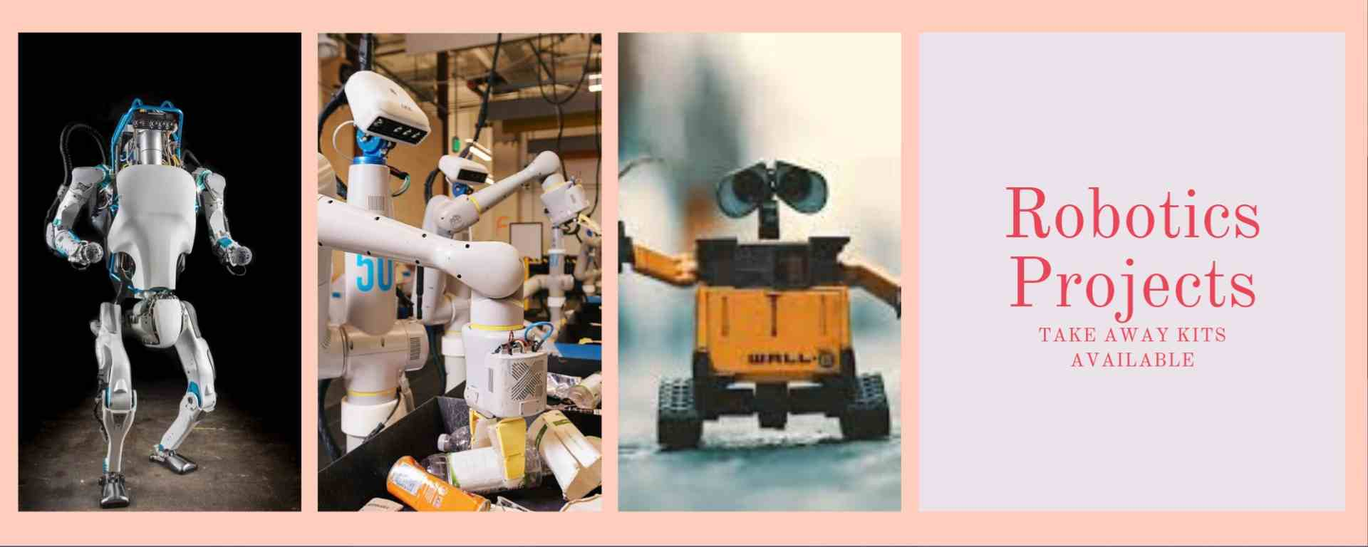 ROBOTICS PROJECTS