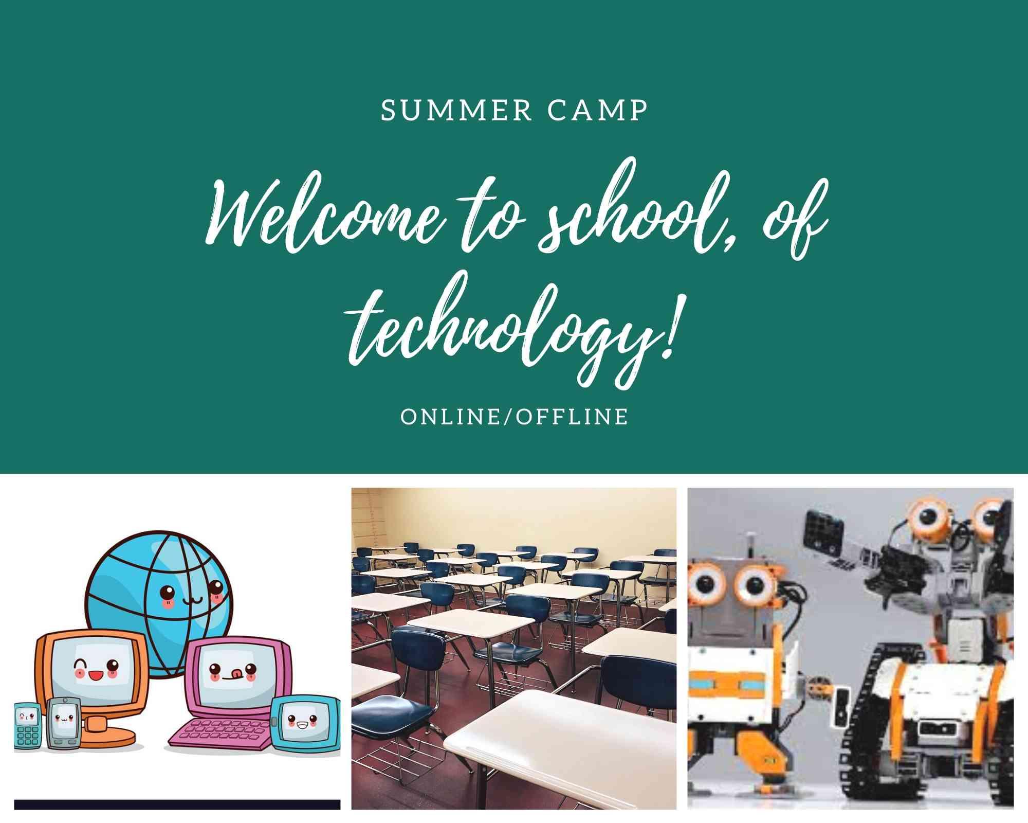 School summer camp