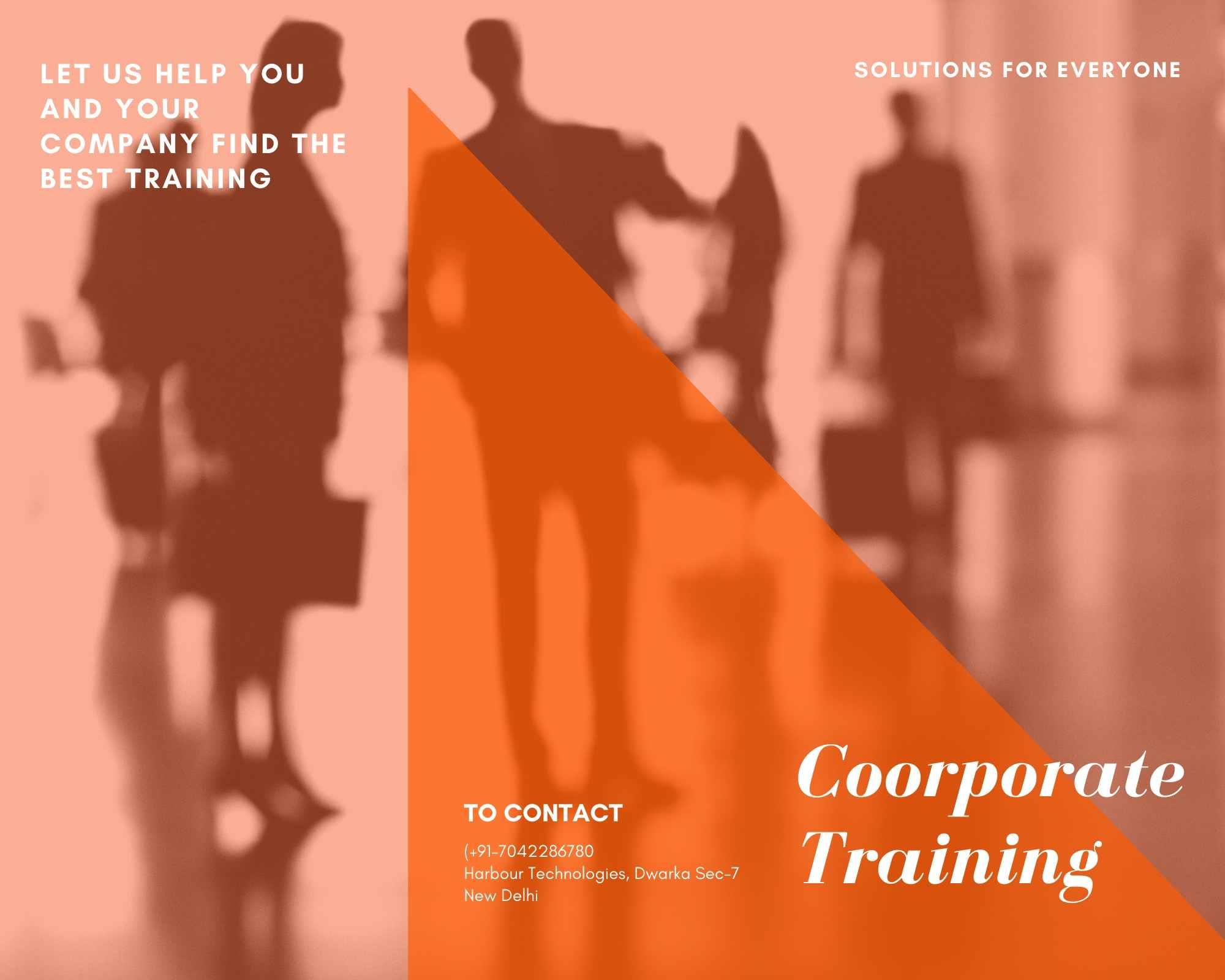 coorporate training