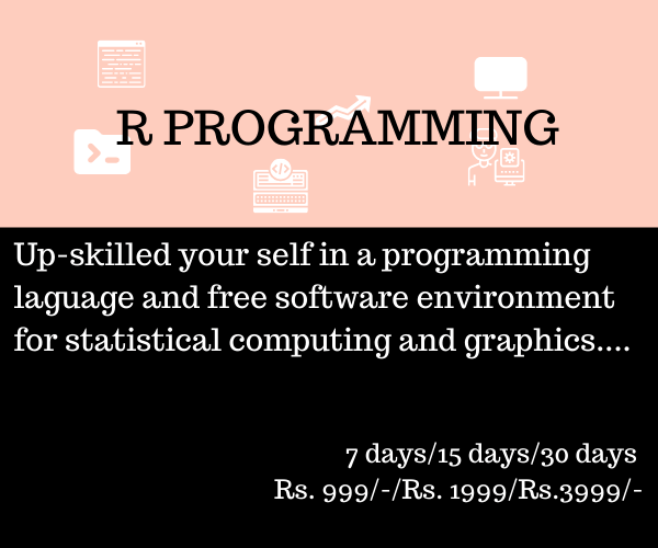 R programing