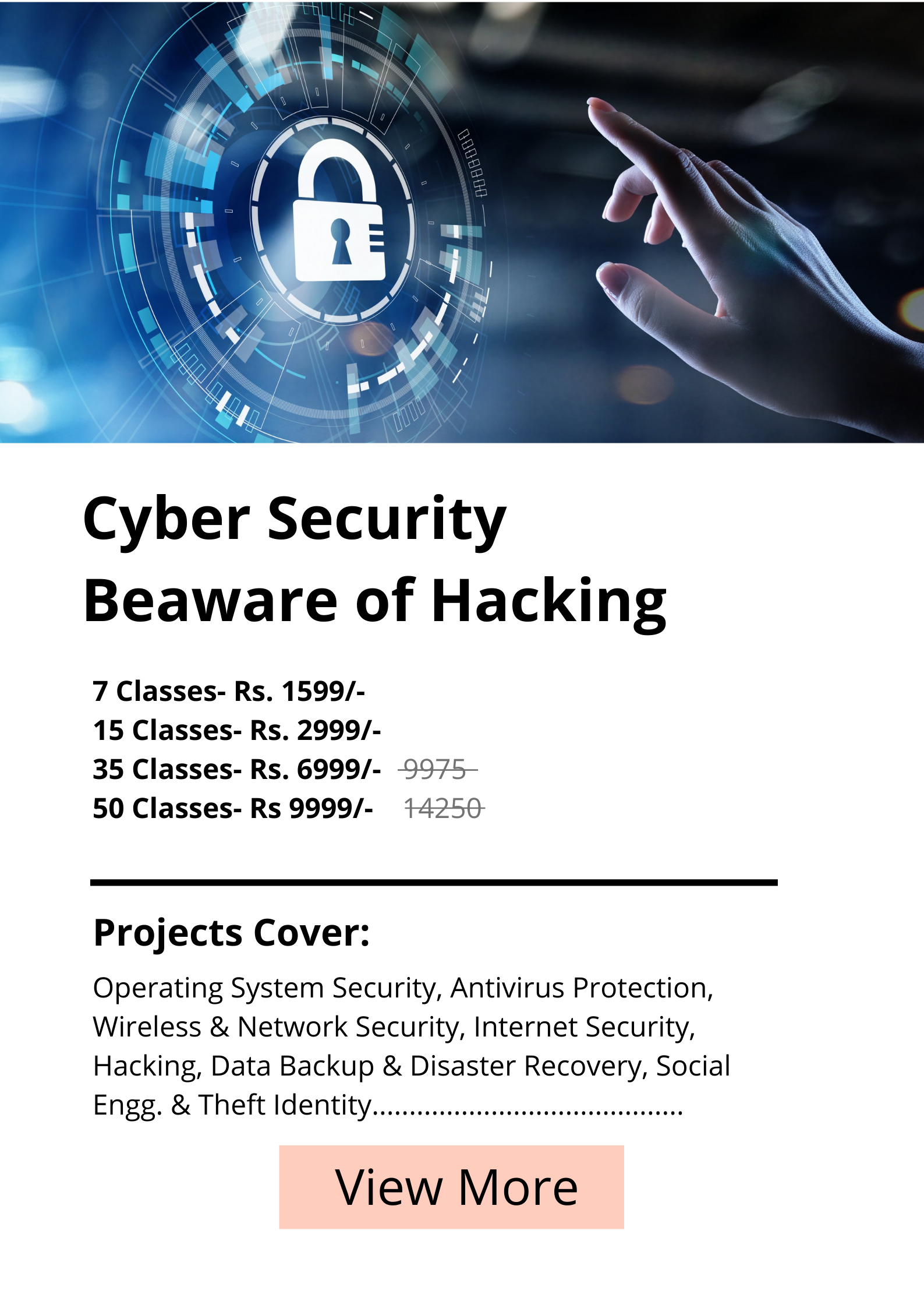 cyber security Classes for kids